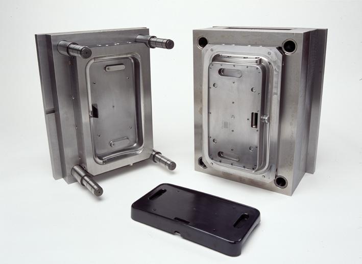Diseño y fabricación de moldes para piezas de plástico