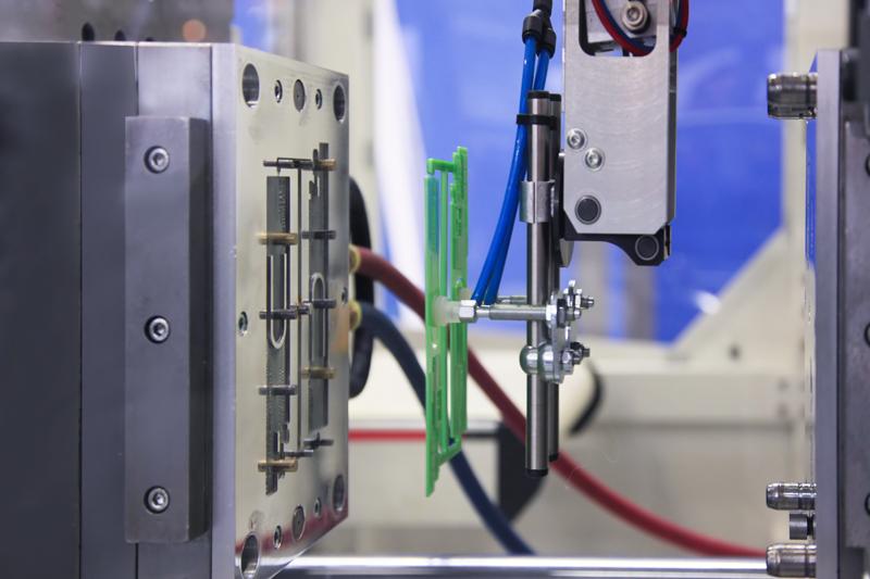 Proceso de inyección de plástico en Gipuzkoa