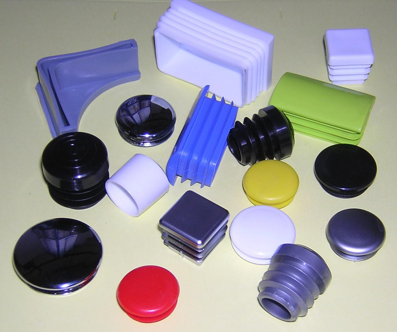 Taponería y accesorios de plásticos en Gipuzkoa