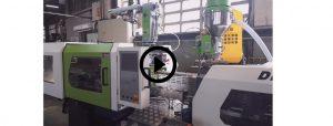 maquina para inyección de plástico