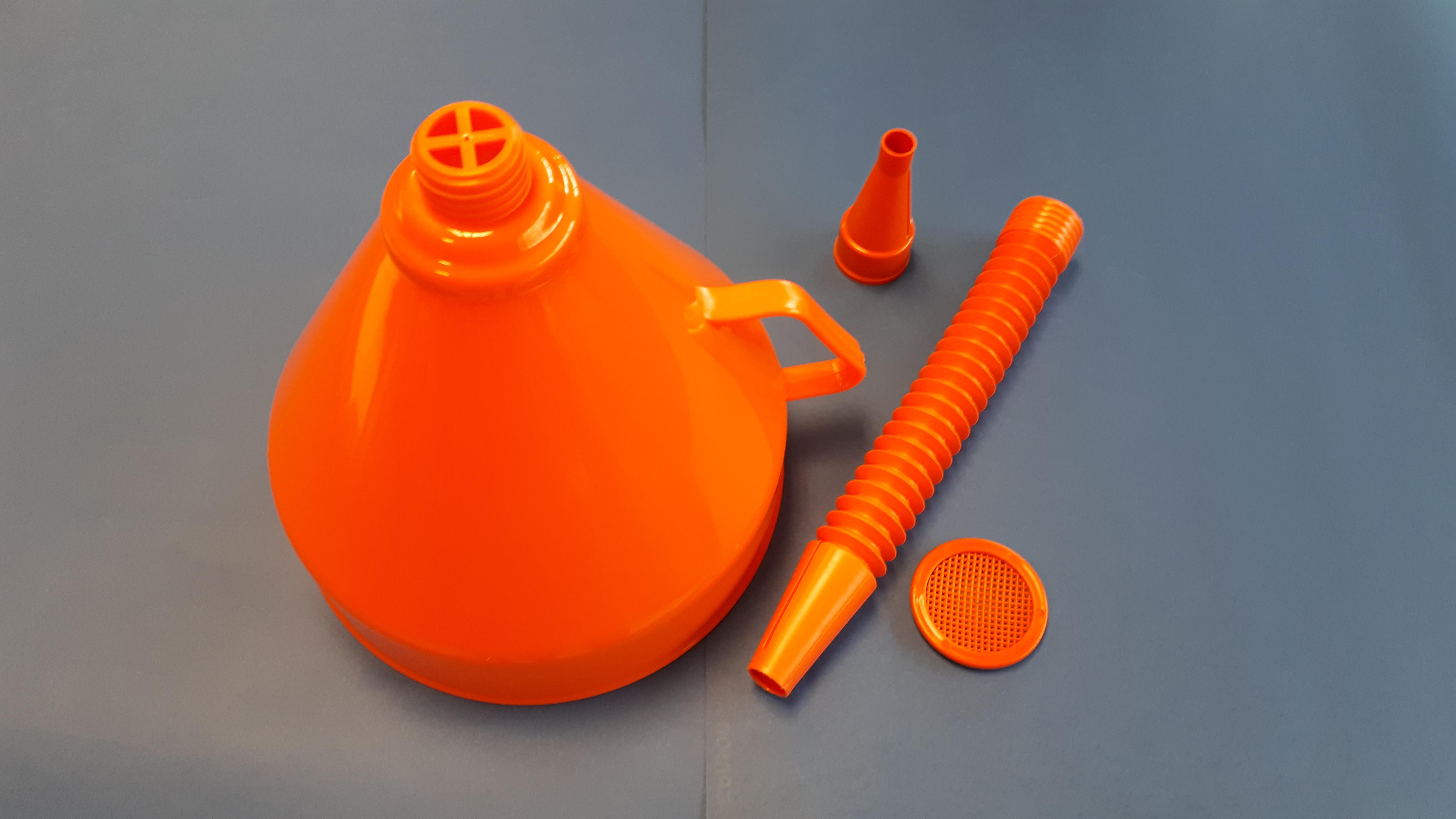 Embudo de polipropileno de Plásticos Erce