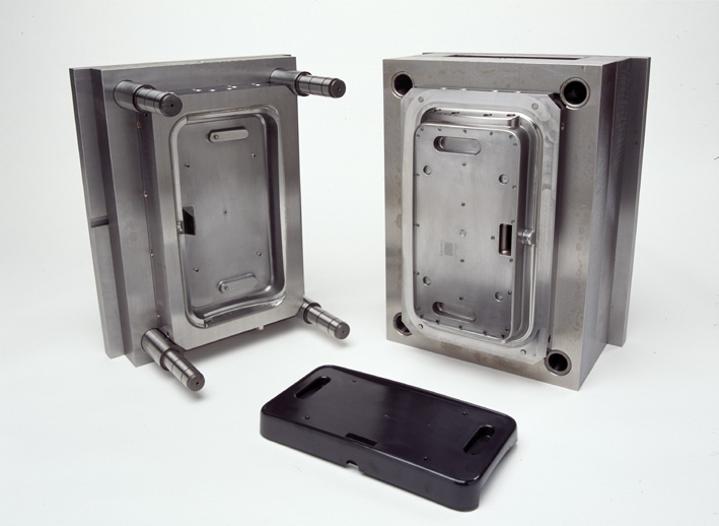 molde proceso de inyección de plástico